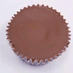 Giant peanut butter cream cup milk chocolate