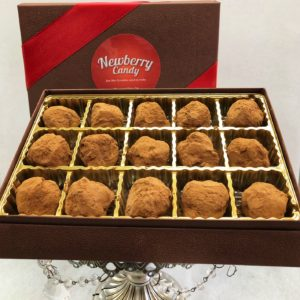 Classic dark chocolate truffles (15pc)