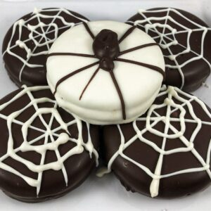 Spider Web cookie