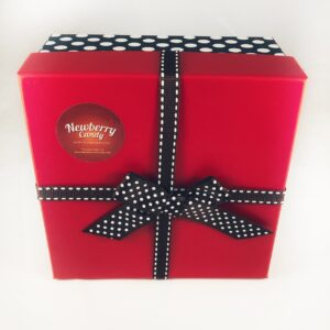 Newberry Toffee Dark Chocolate 20oz large Valentines box