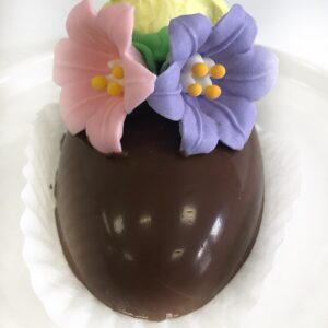 Rocky Road Egg Dark Chocolate
