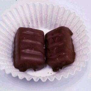 Chocolate Caramels Dark Chocolate