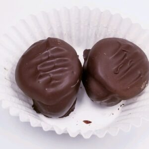 Chocolate Caramels Dark Chocolate Salted